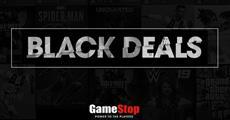"""""""Black Deals"""" bei GameStop - Heiße Tage vom schwarzen Freitag bis zum Cyber Monday!"""