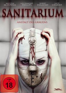 """""""Sanitarium"""" und """"Tom Holland´s Twisted Tales"""" ab dem 24. März 2015 auf DVD und BD erhältlich"""