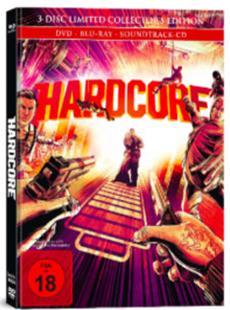 Actionkracher HARDCORE ab 09.09. jetzt auch im Mediabook und auf Blu-ray in Dolby Atmos!