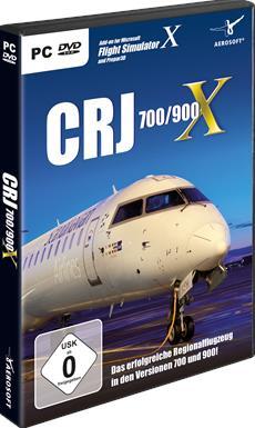 Add-on CRJ 700/900 X nach sieben Jahren Entwicklung erschienen