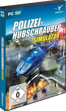 Aerosoft gibt Veröffentlichungsdatum des Polizeihubschrauber Simulators bekannt
