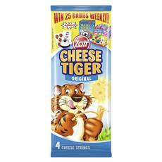 AMIGO mit dem Zott Cheese Tiger im Supermarkt!