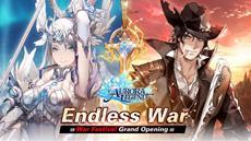 Aurora Legend's War Festival Launches Today