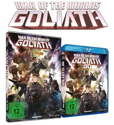 BD/DVD-VÖ | War of the Worlds: Goliath