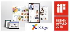 BenQ X-Sign Content Management Software gewinnt den iF DESIGN AWARD