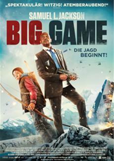 BIG GAME Plakat und deutscher Trailer ab sofort online