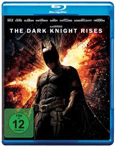 Review (Blu-Ray): The Dark Knight Rises