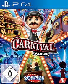 Carnival Games von 2K ab 6. November für Xbox One und PlayStation 4 erhältlich