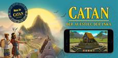 CATAN - Der Aufstieg der Inka ist jetzt Teil des digitalen Catan-Universums