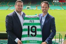 Celtic Glasgow offiziell als neuester Partnerklub von PES 2019 vorgestellt
