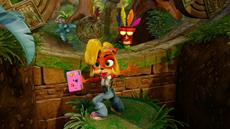 Coco crasht die Party in der Crash Bandicoot N. Sane Trilogy