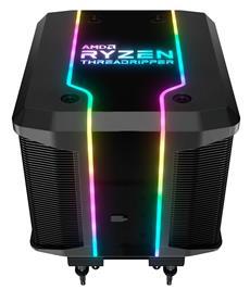 Cooler Master präsentiert in Zusammenarbeit mit AMD den Wraith Ripper