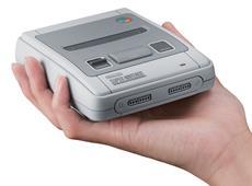 Das Nintendo Classic Mini: Super Nintendo Entertainment System kommt