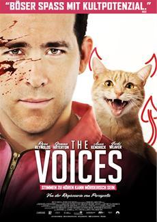 Den Kater im Nacken: Neues Poster zu THE VOICES