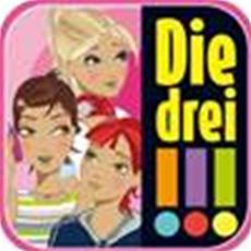 Die drei !!! - Detektiv-App für Girls