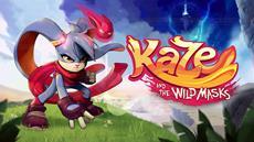"""Die kostenlose geschlossene Beta des nostalgischen """"Kaze and the Wild Masks"""" ist ab heute auf Steam<sup>&reg;</sup> verf&uuml;gbar."""