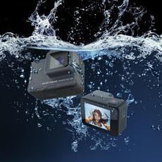 Die neue GoXtreme Manta 4K: Wasserfest ohne Gehäuse