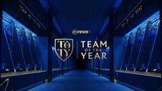 Die Nominierten des EA SPORTS FIFA 20 Team of the Year