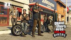 Diese Woche in GTA Online: 2X Belohnungen für Biker-Verkaufsmissionen und Verwandlungsrennen, 500.000 GTA$ Geldgeschenk & mehr