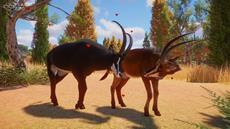 Digitale Ostereier in Planet Zoo: Frohes Fest mit Luftballons und wilden Herzen