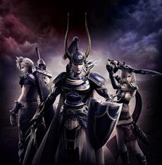 Dissidia Final Fantasy NT | Keyart und Battle Guide veröffentlicht