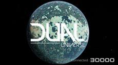"""Dual Universe definiert """"Massively Multiplayer"""" neu: Über 30.000 simulierte Spieler gleichzeitig auf demselben Planeten"""