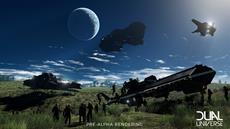 Dual Universe: Neuer Trailer und Supporter Packs für Single-Shard-MMO veröffentlicht