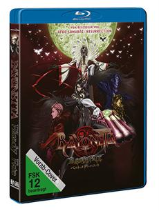 "DVD/BD-VÖ | Hexen-Anime-Action ""Bayonetta: Bloody Fate"" ab 28. November 2014 auf DVD & Blu-ray!"