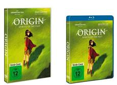 DVD/BD-VÖ | Origin - Spirits Of The Past - ab 22. Mai 2015 auf DVD und Blu-ray