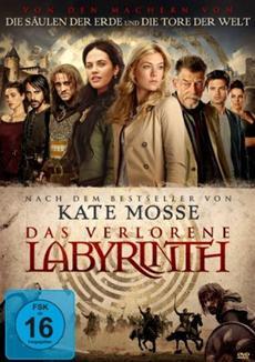 Gewinnspiel: Das verlorene Labyrinth