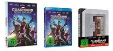 DVD/BD-VÖ | Das große Bonus-Clip-Special zu Guardians of the Galaxy