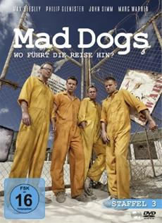 DVD-VÖ | Mad Dogs - Staffel 3