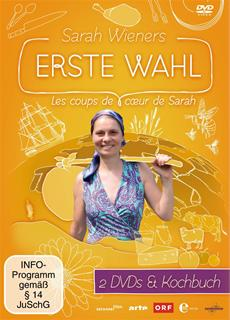 DVD-VÖ | Kochbuch-DVDs Sarah Wieners Erste Wahl