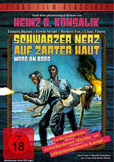DVD-VÖ | Schwarzer Nerz auf zarter Haut