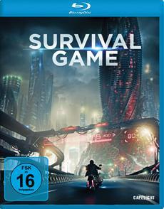 Sci-Fi-Thriller SURVIVAL GAME ab heute im Heimkino!