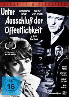 DVD-VÖ | Unter Ausschluss der Öffentlichkeit