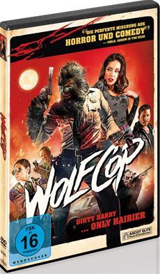 DVD/BD-VÖ | Wer ist der coolste Filmcop? WOLFCOP