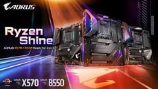Entfessle das volle Potential der AMD RyzenTM 5000 Prozessoren mit dem neuen GIGABYTE BIOS für die AMD 500 Motherboards