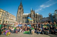 """Erfolgreiches Ingress-Event """"Via Lux"""" in Köln"""