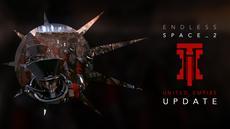 Erstes großes Update für Endless Space 2 bringt neue United Empire Hauptfraktion