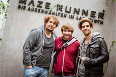 Eventvideo zur Fan-Preview von MAZE RUNNER - DIE AUSERWÄHLTEN IM LABYRINTH