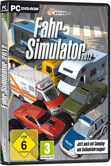 Fahr-Simulator 2012 - astragon veröffentlicht die Fortsetzung des beliebten Fahr-Simulators