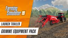 Farming Simulator 19 expands today with the new GRIMME Equipment Pack!