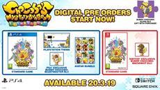 Final Fantasy IX ab sofort für aktuelle Konsolen erhältlich, weitere klassische Final Fantasy-Teile folgen im März
