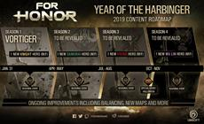 For Honor | Year of the Harbinger startet am 31. Januar