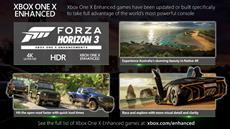 Forza Horizon 3 als Enhanced Title in 4K erleben