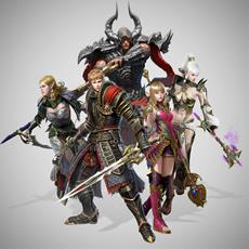 Gameforge enthüllt Details zu den Klassen in Kingdom Under Fire 2