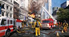 gamescom 2019: Astragon - Firefighting Simulator