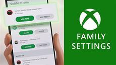 Gaming für Familien: Xbox Family Settings App für iOS und Android ab sofort verfügbar