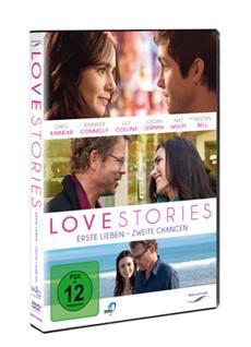 Gewinnspiel | LOVE STORIES ERSTE LIEBEN- ZWEITE CHANCEN